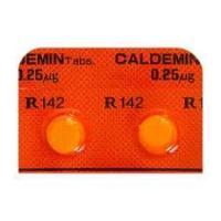 Caldemin Tablets 0.25mcg : 100 tablets
