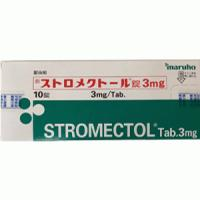 Stromectol Tablets 3mg : 10 tablets