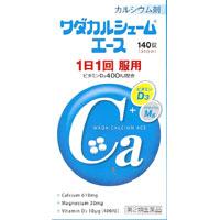 ワダカルシュームエース:140錠入(35日分)