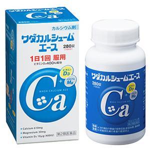 ワダカルシュームエース:280錠入(70日分)