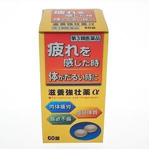 滋養強壮薬α:60錠入
