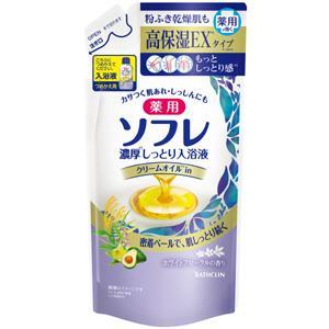 薬用ソフレ ホワイトフローラルの香り(つめかえ用):400ml入