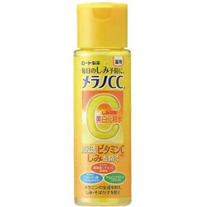 メラノCC 薬用しみ対策美白化粧水:170mL入