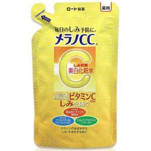メラノCC 薬用しみ対策美白化粧水(つめかえ用):170mL入