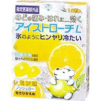 アイストローチL(レモン味):16粒入