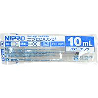ニプロシリンジ ルアーチップ(商品コード08-649):10ml×1本入
