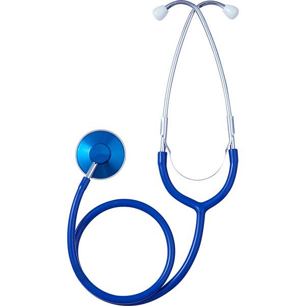*シングル聴診器 No.110 外バネ式(ブルー):1個入(品番:0110B019)