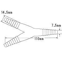 TPXコネクター931(Y型大):1個入