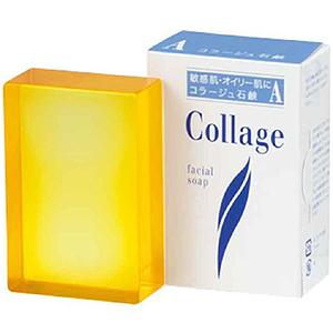 コラージュ A脂性肌用石鹸:100g入
