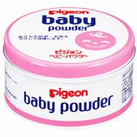 ベビーパウダー:150g入/ピンク缶