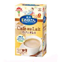 森永Eお母さん ペプチドミルク(カフェオレ風味):18g×12本入