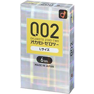 うすさ均一0.02EX(Lサイズ):6個入