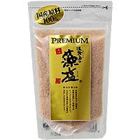 淡路島の藻塩(茶)PREMIUM:80g入