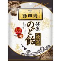 のど飴 黒糖味:70g入