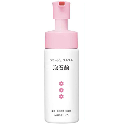 コラージュ フルフル 泡石鹸:150ml入<パッケージ:ピンク>