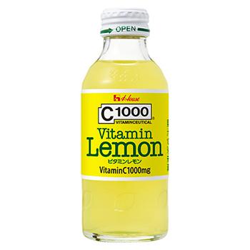 C1000 ビタミンレモン:140ml×6本入