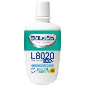 L8020乳酸菌 ラクレッシュマウスウォッシュセンシティブタイプ:300mL入