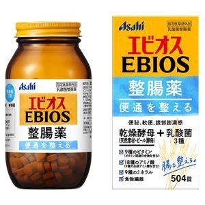 エビオス整腸薬:504錠入