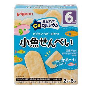 元気アップカルシウム 小魚せんべい:24g(2枚×6袋)入