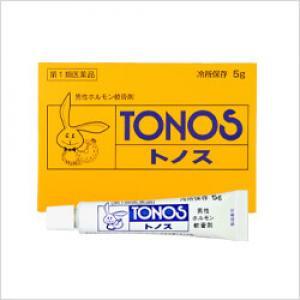 【第1類医薬品】 トノス:5g入(薬剤師からのメール確認後の発送となります)