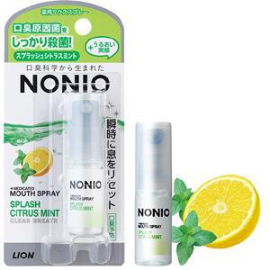 NONIO(ノニオ)マウススプレー(スプラッシュシトラスミント):5ml入