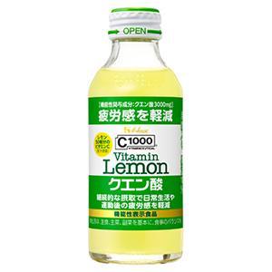 C1000 ビタミンレモンクエン酸:140ml×6本入