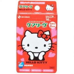 ケアリーヴキャラクター(キティ):16枚入