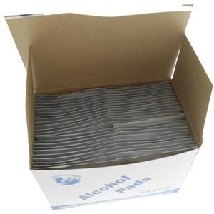 持ち運び用 アルコール除菌シート(個包装):50枚入【お一人様2個まで】