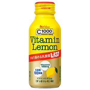 C1000 ビタミンレモン乳酸菌L-137:120ml×6本入