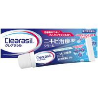 クレアラシル ニキビ治療クリーム(レギュラータイプ):28g入