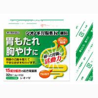 シオノギ胃腸薬K細粒:32包入