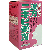 漢方ニキビ薬N「コタロー」:144錠入
