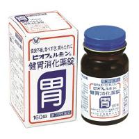 ビオフェルミン健胃消化薬錠:160錠入(使用期限:2021年1月)