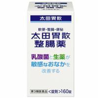 太田胃散整腸薬:160錠入