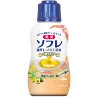 薬用ソフレ リッチミルクの香り:480ml入