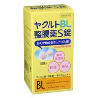 ヤクルトBL整腸薬S錠:108錠入