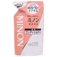 ミノン薬用コンディショナー(詰替用):380ml入