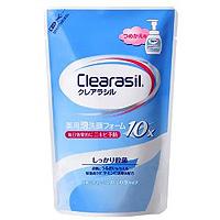 クレアラシル 薬用泡洗顔フォーム10x詰替用:180ml入