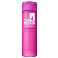 SEA BREEZE デオ&ウォーター(クラッシュベリーの香り):160ml入