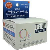 Quick Beauty デオドラントクリーム:30g入×【2個】