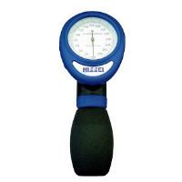 *ワンハンド式アネロイド血圧計(ブルー):1台入(品番:HT-1500-12K)