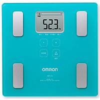 オムロン 体重体組成計カラダスキャン HBF-214(ブルー):1台入