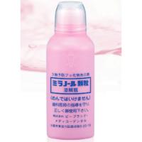 ミラノール顆粒溶解瓶(計量カップ付):10個入