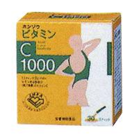 本草ビタミンC-1000:2g×30包入