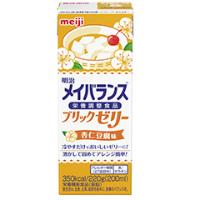 メイバランスブリックゼリー(杏仁豆腐味):220g×24個入
