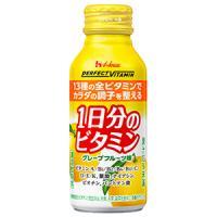 PERFECT VITAMIN 1日分のビタミン(グレープフルーツ味):120ml×6本入