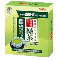 食事のおともに食物繊維入り緑茶:30包入
