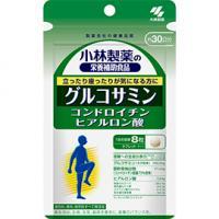 小林製薬の栄養補助食品 グルコサミンコンドロイチン硫酸ヒアルロン酸:240粒入