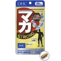 DHCの健康食品 マカ ストロング:60粒入