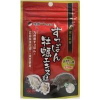 すっぽん牡蠣エキス粒:60粒入